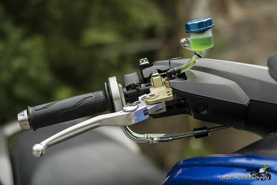 Yamaha Nmax 155 do buc pha su nguyen thuy voi phong cach sanh dieu - 5