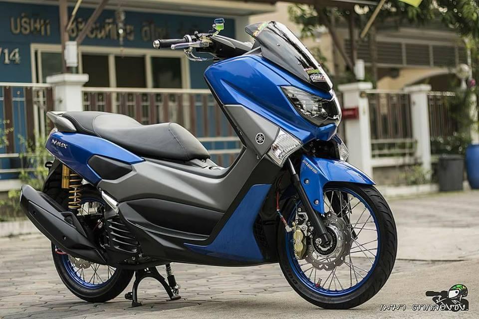 Yamaha Nmax 155 do buc pha su nguyen thuy voi phong cach sanh dieu - 8
