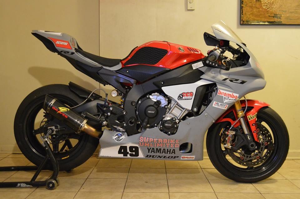 Yamaha R1 Ca tre com can voi cau hinh khung - 3