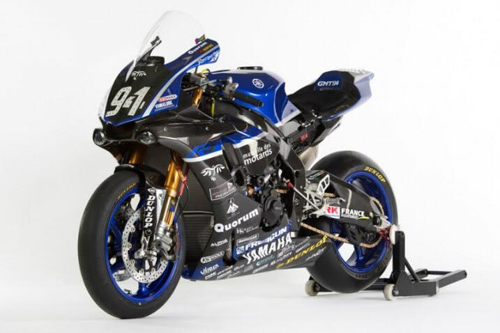 Yamaha R1 gay phan khich voi cau hinh tu Yamaha Factoty Team - 4