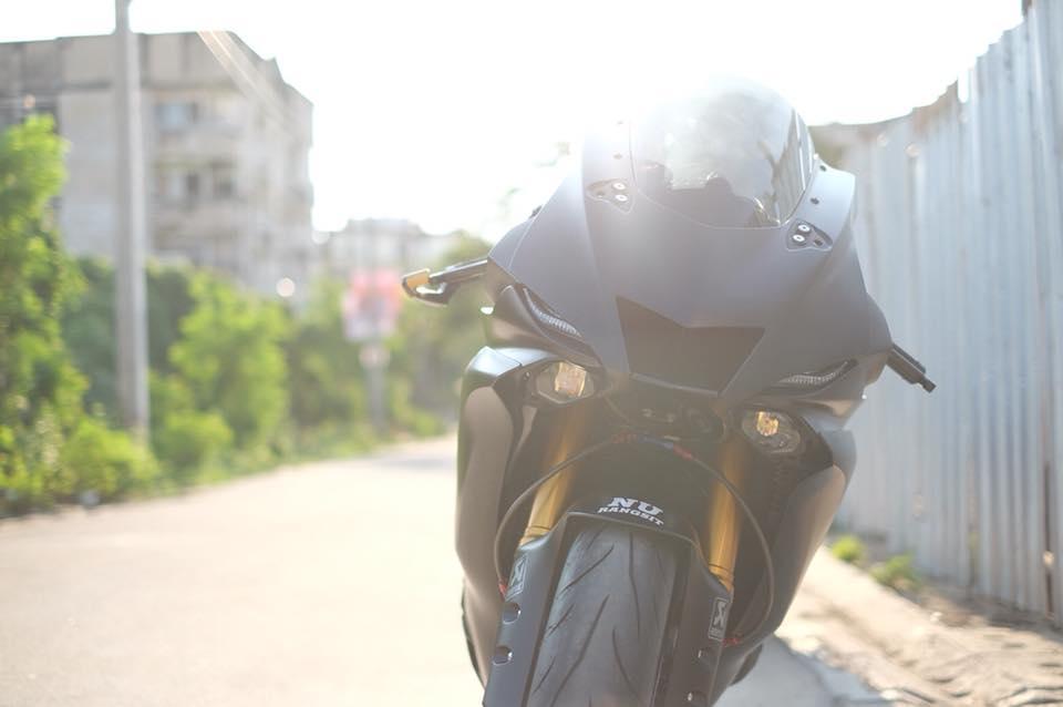 Yamaha R6 chien ma bat diet dien kien cong dong PKL - 4