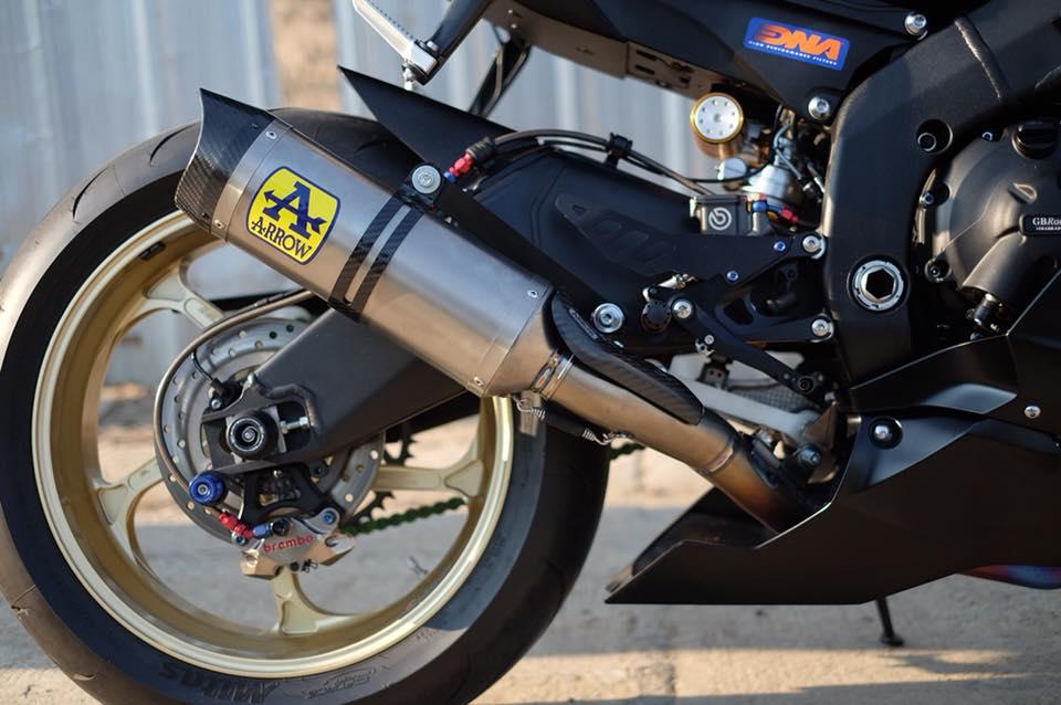 Yamaha R6 chien ma bat diet dien kien cong dong PKL - 9