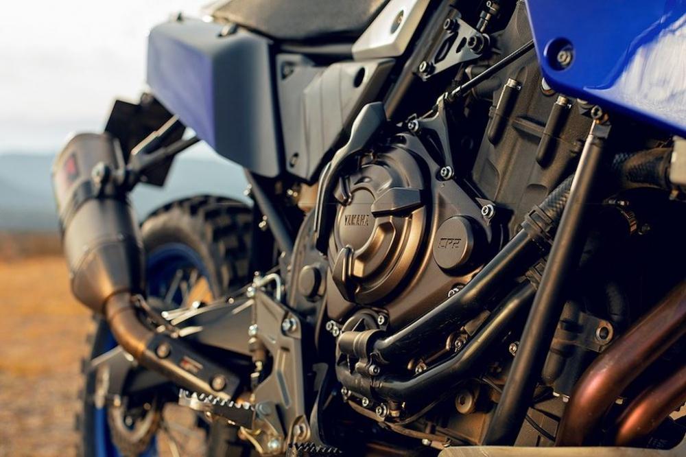 Yamaha Tenere 700 World Raid 2018 chinh thuc ra mat thi truong - 3