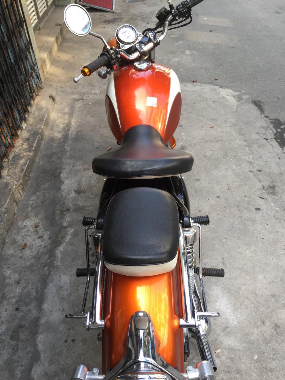 ban Kawasaki Estrella 250 xe keng gia dep - 2