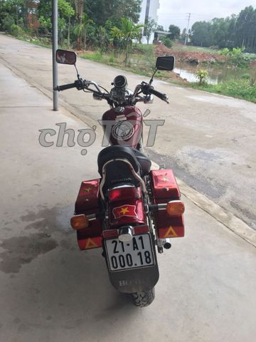 Ban xe Motor Honda Rebel 250