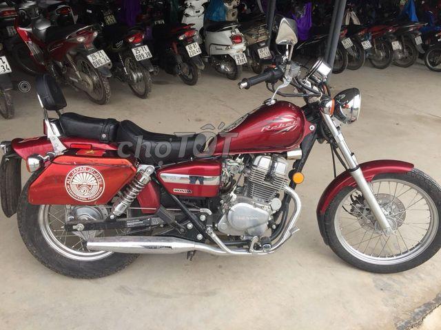 Ban xe Motor Honda Rebel 250 - 3