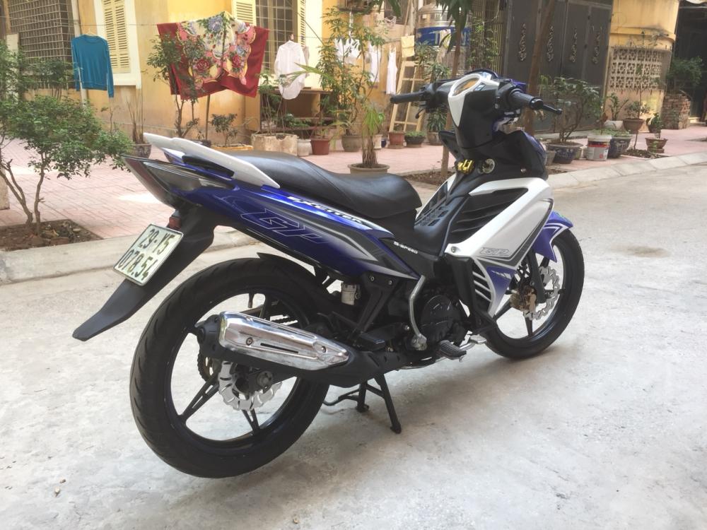 Ban xe Yamaha Exciter 135 GP may nguyen ban cuc chat dang dung tot - 4