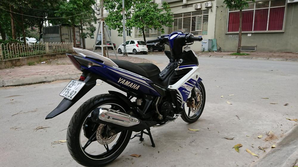 Ban xe Yamaha Exciter 135GP chat luong nguyen zin 2015 - 4