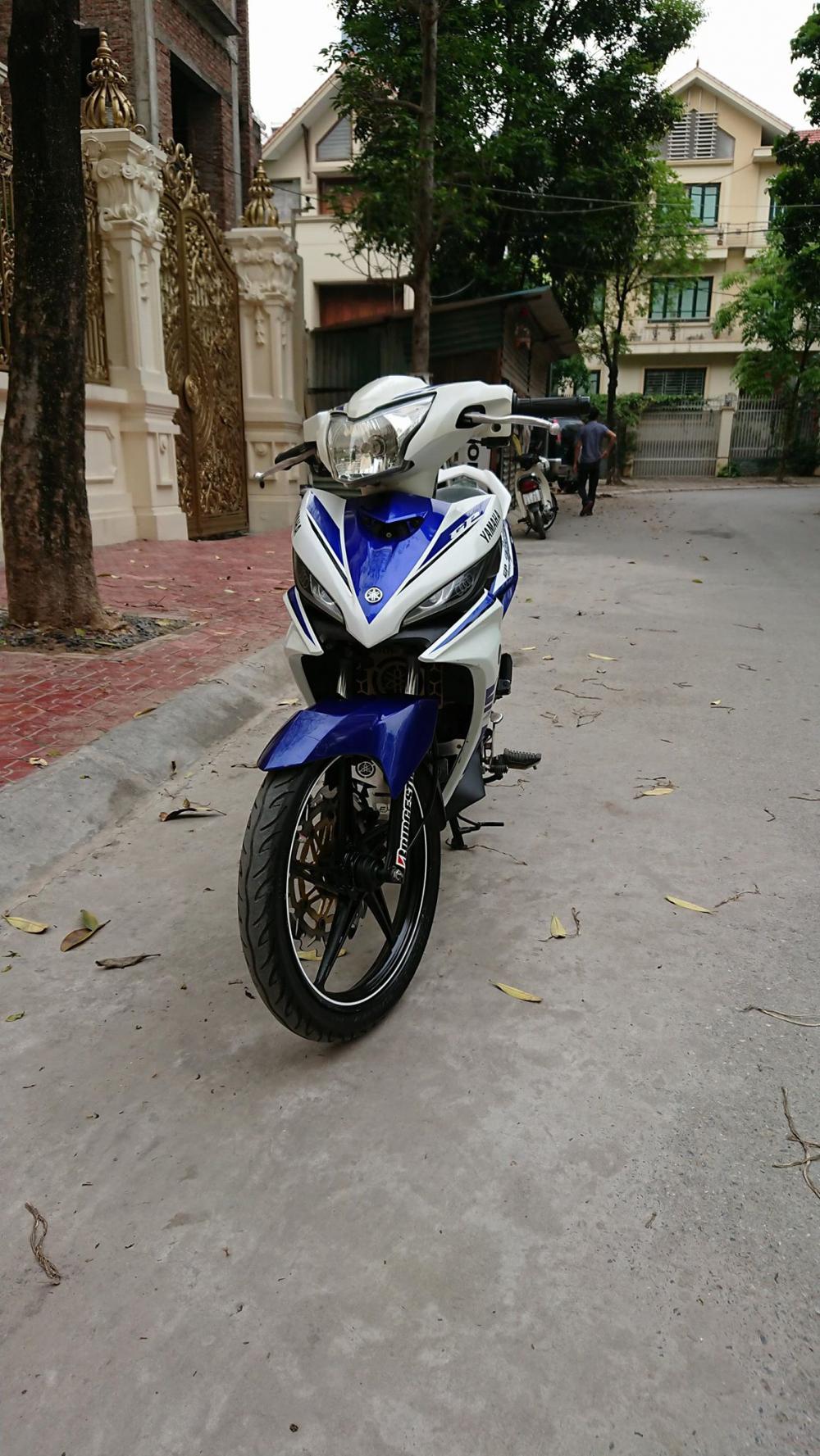 Ban xe Yamaha Exciter 135GP chat luong nguyen zin 2015 - 5