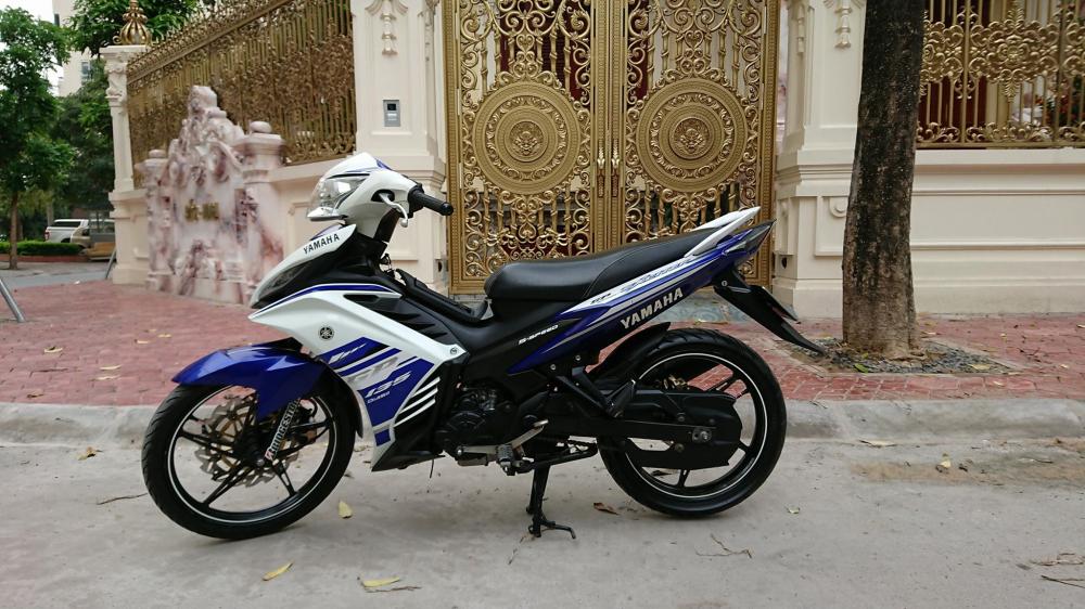 Ban xe Yamaha Exciter 135GP chat luong nguyen zin 2015 - 6