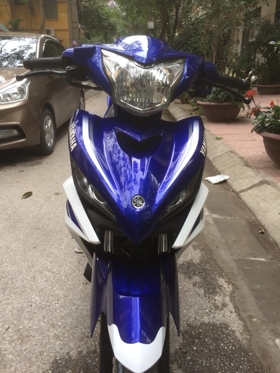 Ban xe Yamaha Exciter 135GP may chat nguyen ban 2015 - 4