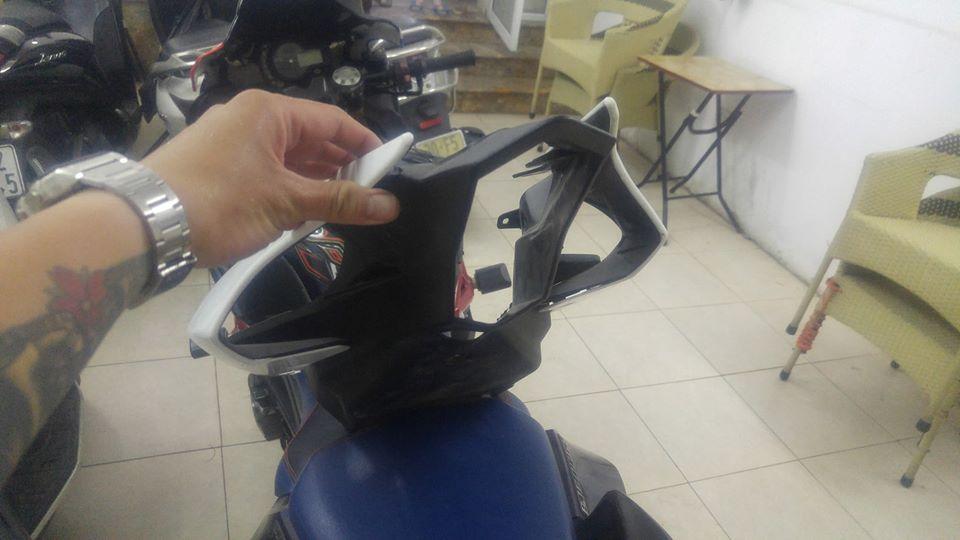 Benelli BJ600GS ban do day sang tao voi than hinh Yamaha R1 - 6