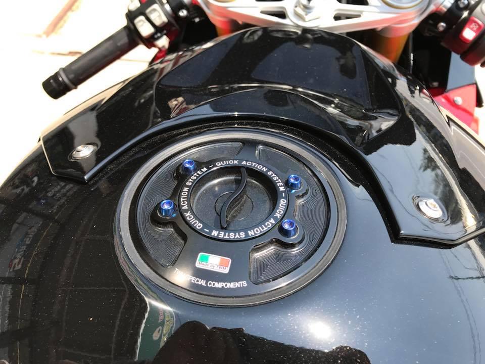 BMW S1000RR do ca tinh ben phu kien bodykit Carbon fiber - 5