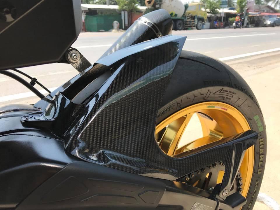 BMW S1000RR do ca tinh ben phu kien bodykit Carbon fiber - 8