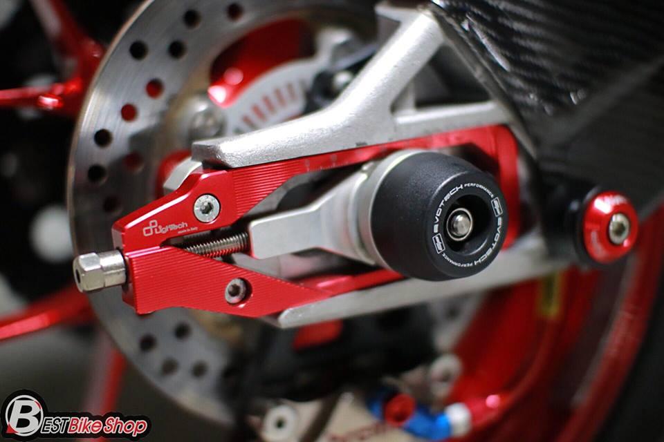 BMW S1000RR ve dep tuyet sac ben cong nghe Carbon - 19