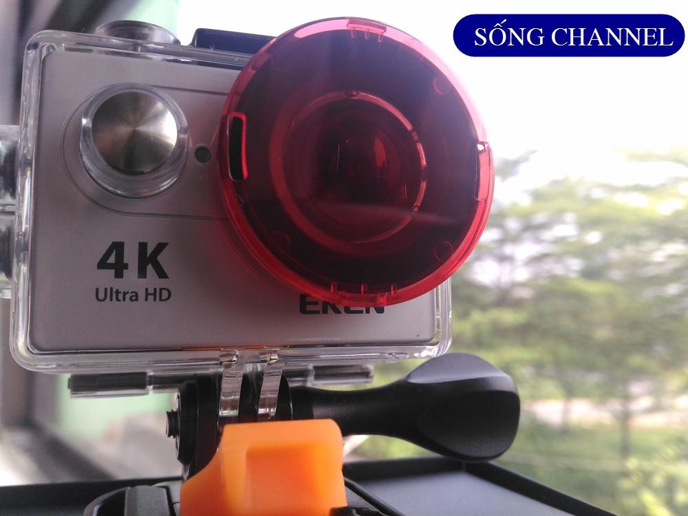 Camera hanh trinh xe may Eken H9R - 5