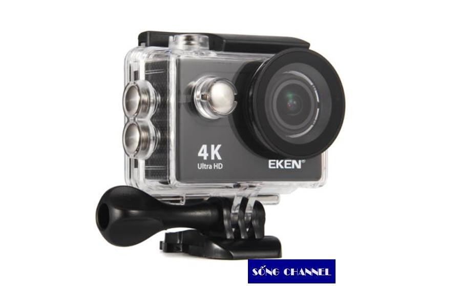 Camera hanh trinh xe may Eken H9R