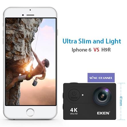 Camera hanh trinh xe may Eken H9R - 12