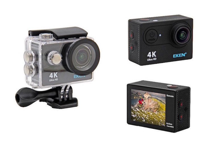 Camera hanh trinh xe may Eken H9R - 16