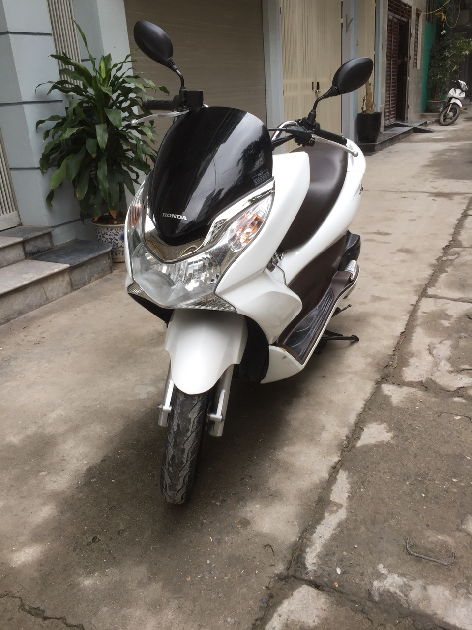 Can ban Honda PCX Fi 2011 trang bien HN 29B5 so chinh chu su dung 28tr500 - 5