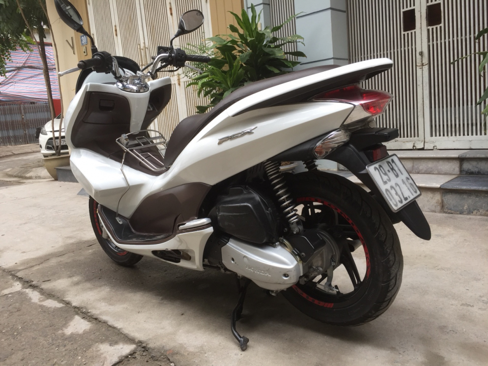 Can ban Honda PCX Fi 2011 trang bien HN 29B5 so chinh chu su dung 28tr500 - 6