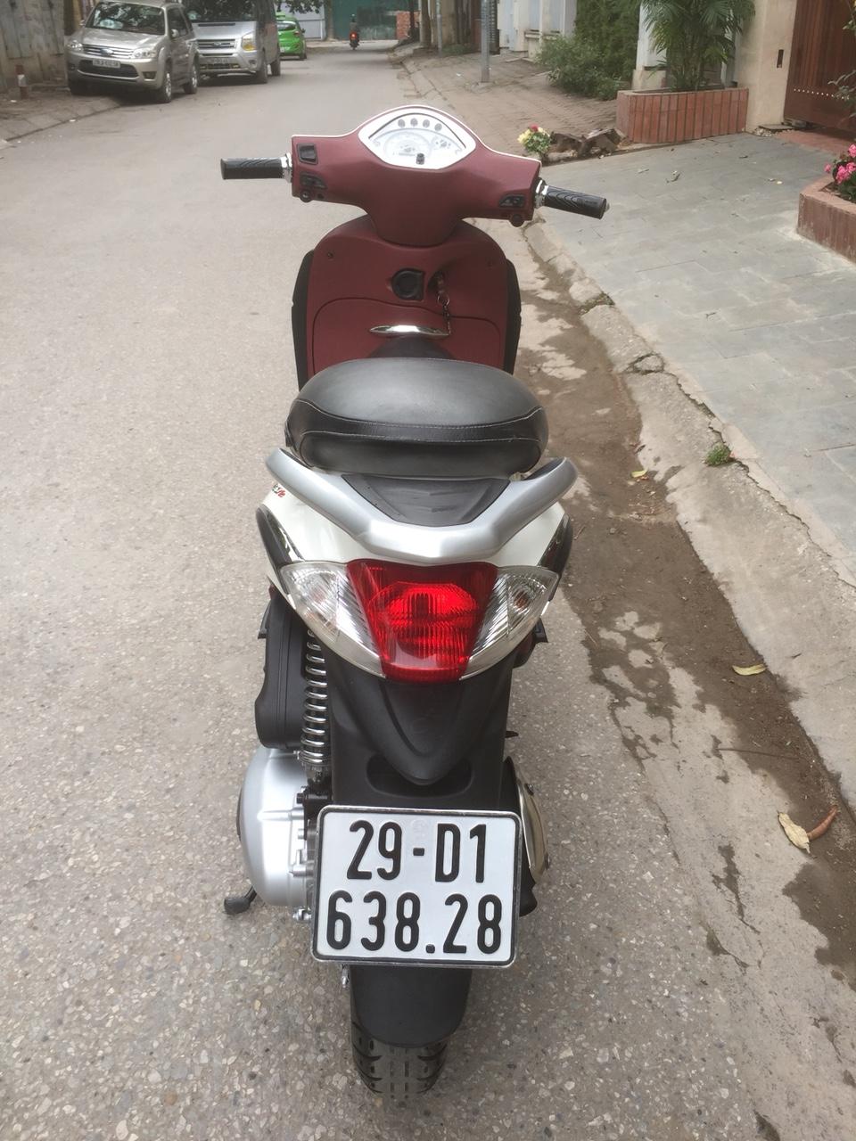 Can ban Liberty 125 3vie 2015 chinh chu con rat moi nguyen ban su dung - 3
