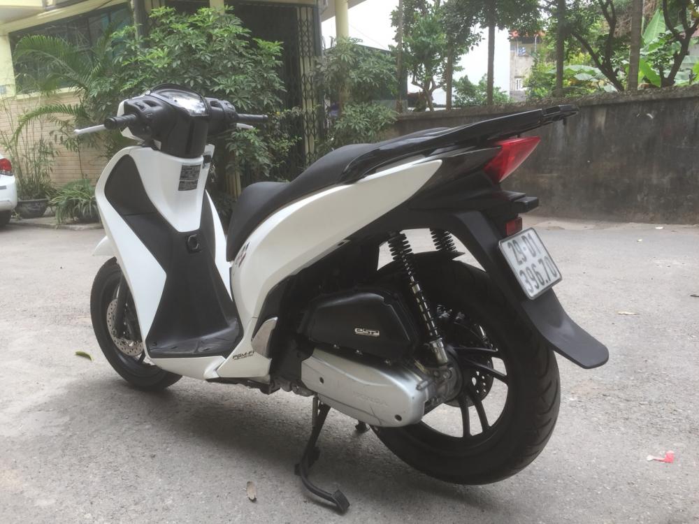 Can ban Sh 125i viet 2014 Trang Sport chinh chu con rat moi - 5