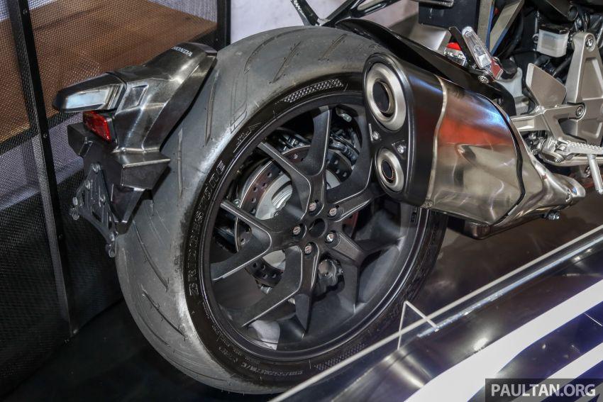 Chi tiet Honda CB1000R tai trien lam Autoshow Malaysia 2018 - 5