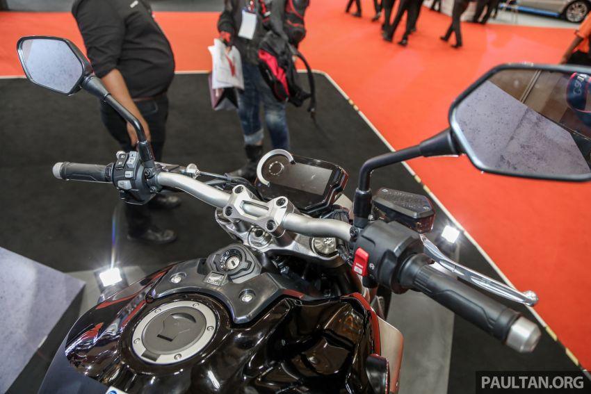 Chi tiet Honda CB1000R tai trien lam Autoshow Malaysia 2018 - 7
