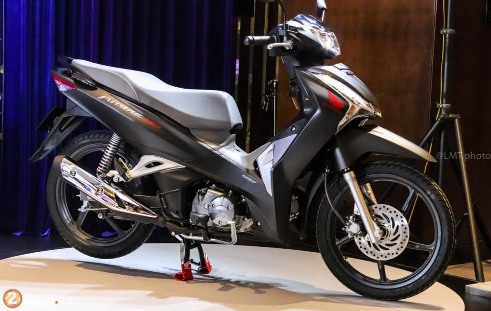 Chi tiet Honda Future 125 2018 the he moi vua duoc ra mat - 2