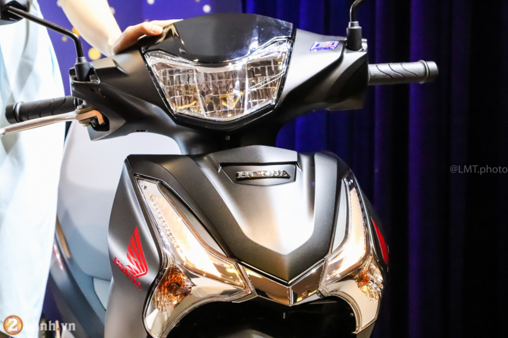 Chi tiet Honda Future 125 2018 the he moi vua duoc ra mat - 5
