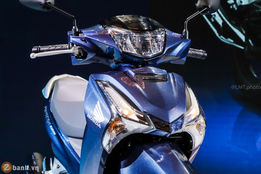Chi tiet Honda Future 125 2018 the he moi vua duoc ra mat - 4