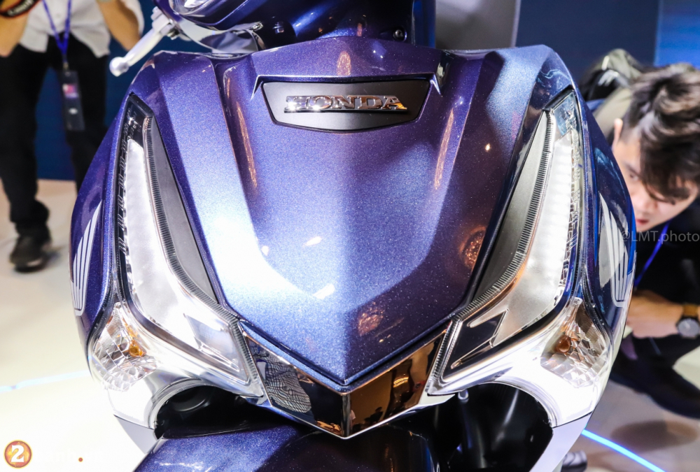 Chi tiet Honda Future 125 2018 the he moi vua duoc ra mat - 8