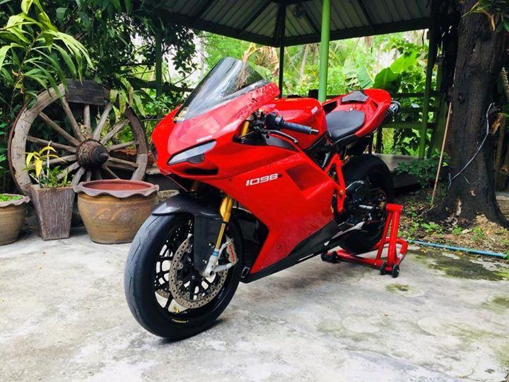 Ducati 1098s dang cap sieu mo to hang dau the gioi