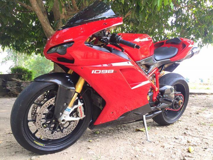 Ducati 1098s dang cap sieu mo to hang dau the gioi - 6
