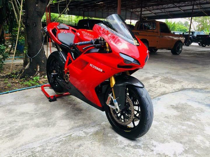 Ducati 1098s dang cap sieu mo to hang dau the gioi - 8