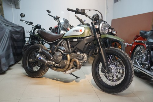 Ducati Scrambler Enduro 2018 - 2