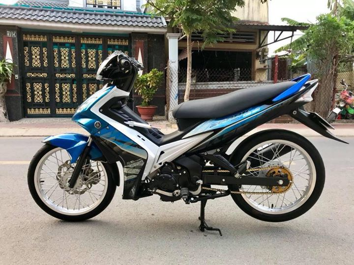 Exciter 135 2006 duoc do lai co may 62zz sieu manh me - 6
