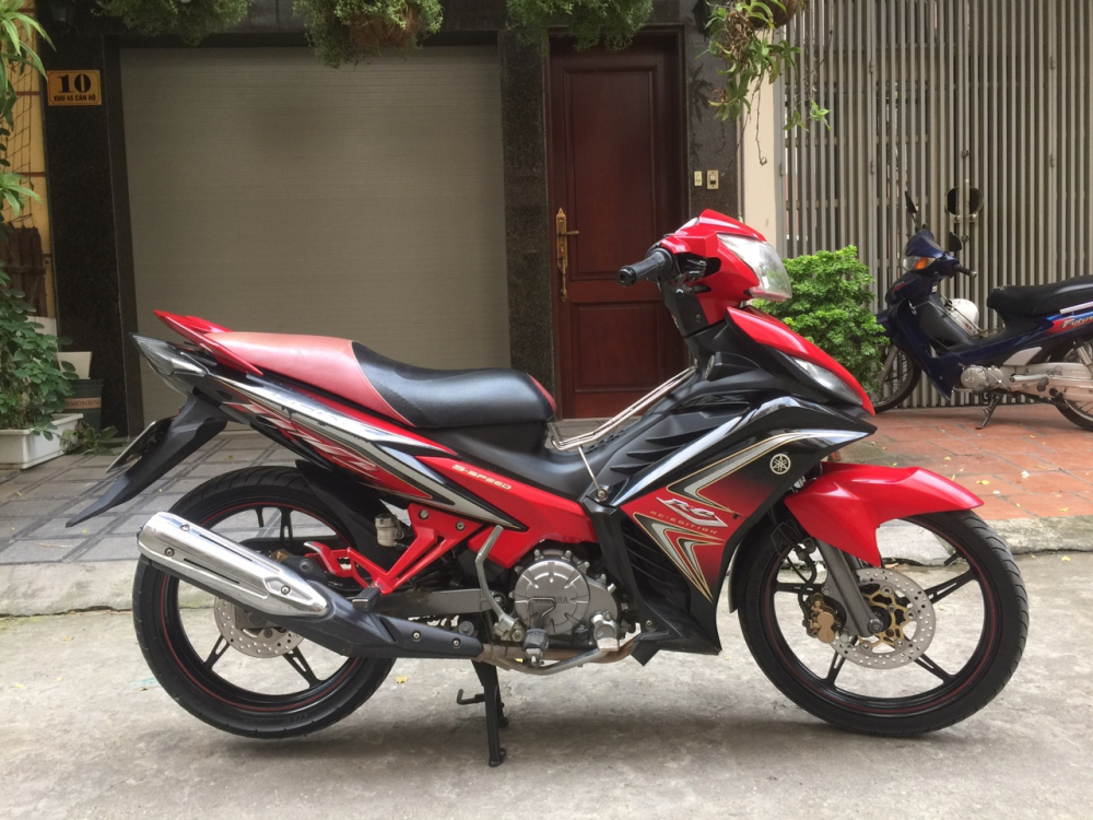 Exciter 135RC con tay 2012 do chinh chu may chat luong 22tr800 - 4