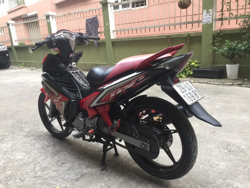 Exciter 135RC con tay 2012 do chinh chu may chat luong 22tr800 - 6