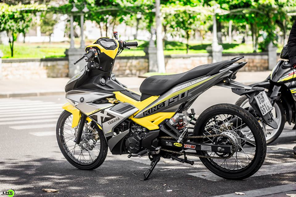 Exciter 150 do gay me nguoi xem trong version 2018 cua biker pho nui - 12