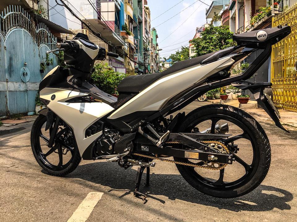 Exciter 150 do mang nhung net dep tiem an cua biker Viet - 9