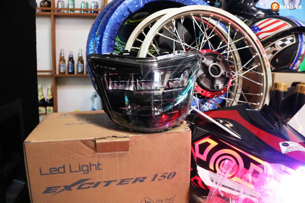 Hon 500 biker do ve Sai Gon mung Team Exciter Kien Vang tron I tuoi - 8