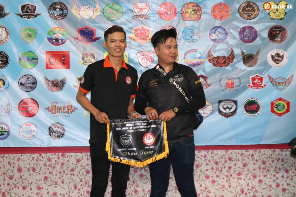 Hon 500 biker do ve Sai Gon mung Team Exciter Kien Vang tron I tuoi - 18