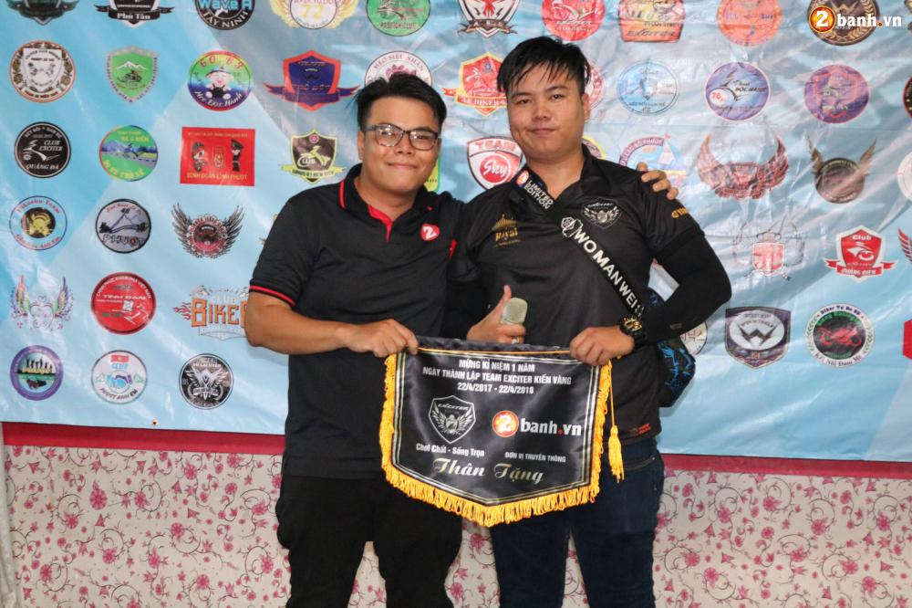 Hon 500 biker do ve Sai Gon mung Team Exciter Kien Vang tron I tuoi - 19