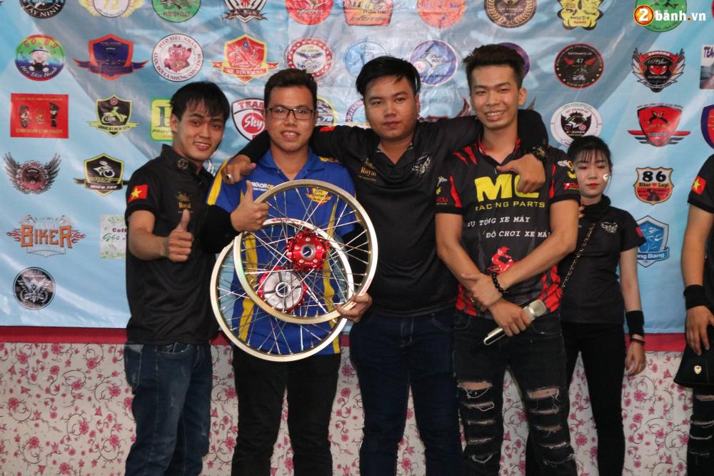 Hon 500 biker do ve Sai Gon mung Team Exciter Kien Vang tron I tuoi - 29