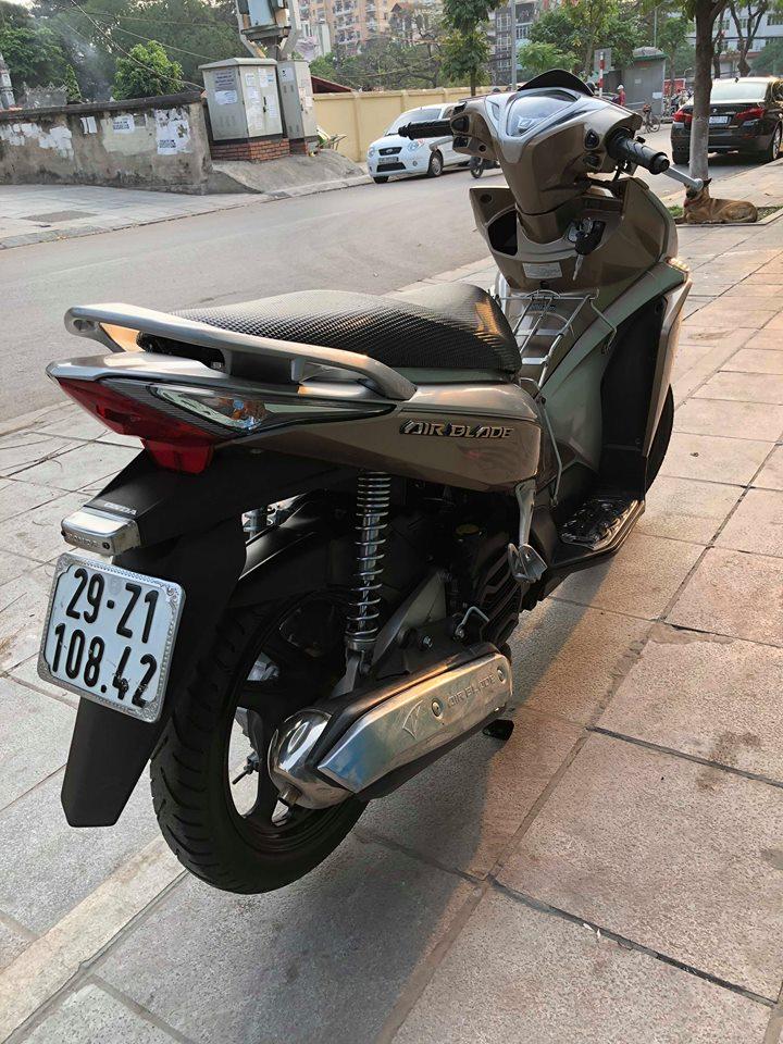 honda Airblade Fi 2012 3D 29Z110842 chinh chu gd ban 255 trieu mau Dong gd giu gin - 3