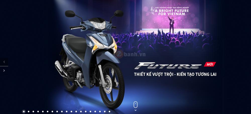 Honda Future 2018 hoan toan moi lo dien truoc gio G - 3