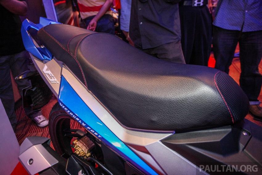 Hot SYM VF3i 2018 Mau xe con tay the thao vua duoc ra mat - 8