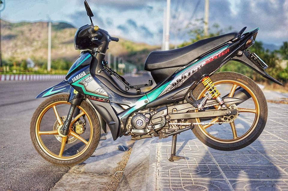 Jupiter do mang ve dep gian don cua biker xu bien - 6